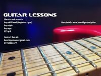 Royston Guitar Lessons - Learn to Shred!