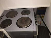 Integrated Electric Cooker (oven/hub)