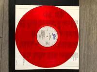 Europe Red Vinyl