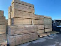 •NEW• WOODEN/ TIMBER SCAFFOLD BOARDS/ PLANKS - 2.4M / 3M / 3.9M