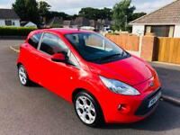 2014 FORD KA 1.2 ZETEC 27,000 MILES ONLY £30 ROAD TAX A YEAR + THE LOWIST INSURANCE GROUP POSSIBLE