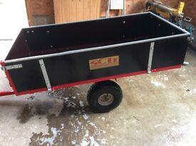 SCH /GWTS Tipping trailer