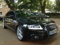 Audi A6 Saloon 2.0 TDI S Line Special Edition auto 12 MONTHS GEARBOX WARRANTY-FSH-P/X WELCOME