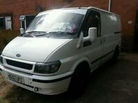 2002 Ford Transit van t280 for sale
