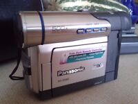 Panasonic NV-DS60 MiniDV Digital Video Camcorder