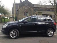 Nissan Qashqai SUV MK 1 1.6 N-TEC 2WD 5dr Quick sale! Very cheap!