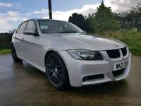 2006 BMW 320 DIESEL ES..MOTED TO JANUARY 2018.POSSIBLE PART EXCHANGE..CREDIT CARDS ACCEPTED