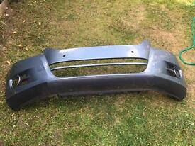 Vw Tiguan 2008 genuine front bumper in good condition