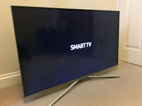 "ULTRA THIN Samsung 43"" Smart 4k UHD -1500hz- HDR CRYSTAL COLOUR wifi TV - WARRANTY"