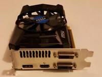 MSI Radeon R7 260X OC