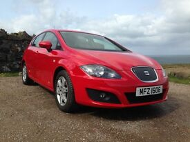 2012 Seat Leon Copa 1.6TDI. Only 54k!