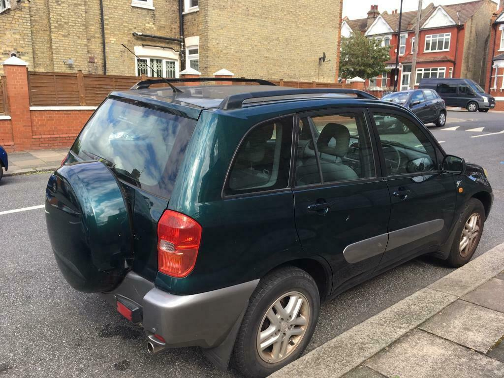 Toyota RAV4 2002 (has problems) | in Muswell Hill, London | Gumtree