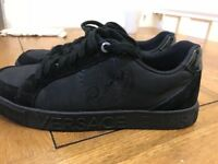 Versace men's trainers size 8