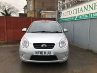 KIA Picanto 1.0 1 5dr£2,970 p/x welcome 1 YEAR FREE WARRANTY. NEW MOT