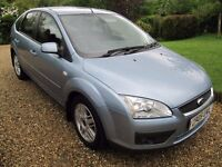 STUNNING FORD FOCUS GHIA 1.6, JUST 57000 MILES - FULL FORD DEALER HISTORY, PART-EXCHANGE WELCOME