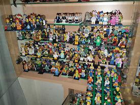 Lego Series Minifigures!!