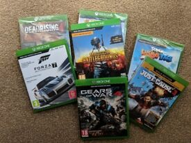 Xbox One Game collection - Cheap Bundle!!