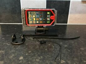Iphone 5 , 5s, SE , waterproof rugged case Optrix xd5