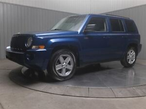 2010 Jeep Patriot NORTH  A/C MAGS