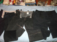 "timberland jeans and greenwoods & lincoln cords,38"",42"",44"" waist,all 32 leg"