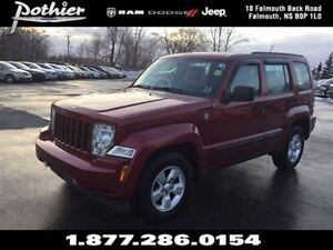 2012 Jeep Liberty Sport 4x4 | CLOTH | HEATED MIRRORS |