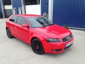 AUTOMATIC AUDI A3 2007 . 1.6 PETROL . ONLY 67 K MILES. SUPERB DRIVE. CHEAPEST IN UK