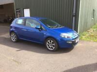 Fiat Punto Evo 1.4 Blue 2011 petrol