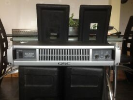 QSC PLX3102 Power Amp