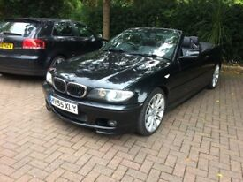 BMW E46 330CD Convertible Great value for money