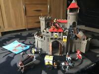 Playability castle