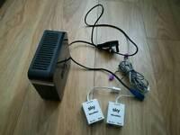 Sky WIFI router (model: SR102) fully functional