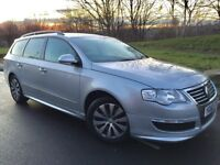 VOLKSWAGEN PASSAT 1.6 TDi BLUEMOTION ESTATE##£30 YEAR ROAD TAX##**S/History##BODY KIT