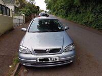 Vauxhall Astra 1.6ltr LPG Version, spares or repair. £50