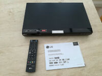 LG RHT397H - Hard Disc HDD/DVD Freeview Recorder / Player
