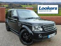 Land Rover Discovery SDV6 SE TECH (black) 2015-10-07