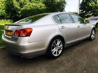 Lexus GS 450H 3.5 CVT 4dr 1 OWNER+V.CLEAN EXAMPLE FULL SERVICE HISTORY PX WELCOME
