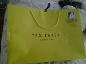 Ted baker shopper brand new with tags bargain