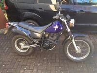 Yamaha TW125 for sale