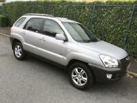 2006 KIA SPORTAGE 2.0 XE 4WD TURBO DIESEL ONLY 87K 1 PREVIOUS OWNER MUST SEE