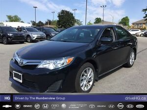 2014 Toyota Camry LE | UPGRADE PACKAGE | LOCAL |