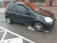 2005 Toyota Yaris 1.3 petrol sell or swap