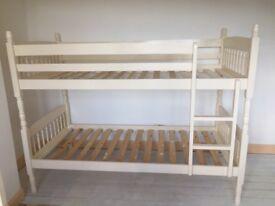 Children's bunk bed