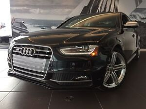 2014 Audi S4 TECHINK CUIR NAV CAMERA B&O