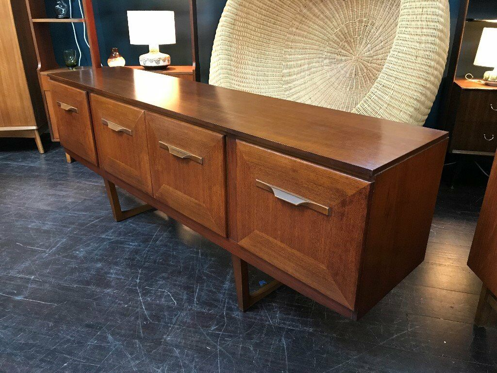 Sideboard by Stonehill of London. Retro Vintage Mid Century.