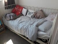 Ikea Day Bed with one Mattress