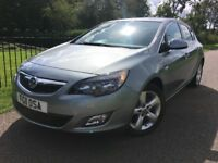 Vauxhall Astra 1.7 Cdti - HPI Clear- Low Mileage - £20 a year Tax - Full Service History - 2 Keys