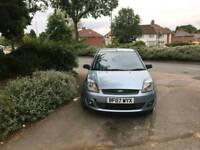 2007 Ford Fiesta 1.4 tdi Zetec Climate- fvsh- 2 keys - low mileage