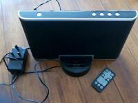 iPod dock docking station black tecknika