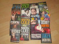 SELECTION OF BOOKS(42)