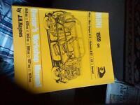 Mini Vehicle Early Workshop Manual.